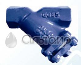 Фильтры сетчатые ABRA, латунные, чугунные, магнитно-механические Ду 8-400, Ру16